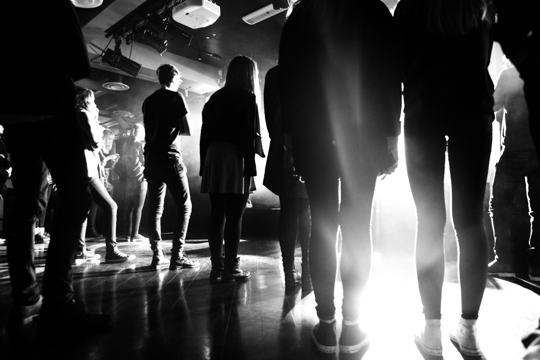 Rock concert, Sinus, Bodø